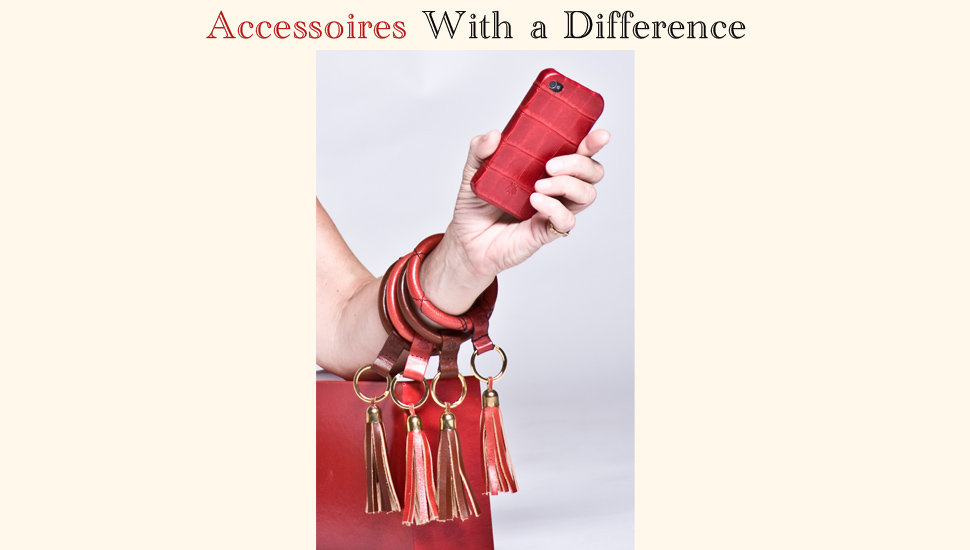 Accessoires With a Difference